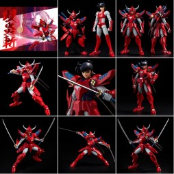 Sentinel - Yoroiden Samurai Troopers - Rekka No Ryo del Fuoco