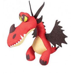 How To Train Your Dragon - Dragon Trainer Plush - Zannacurva - Peluche 30 cm