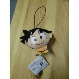 Dragon Ball Plush - Micro Peluche Strap - Son Gokou - 6 cm