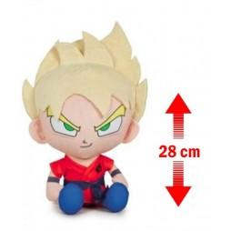Dragon Ball Super Plush - Son Gokou SSJ Peluche 28 cm