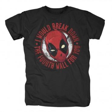 Marvel Comics - Deadpool - Deadpool Break Down - T-shirt MEDIUM