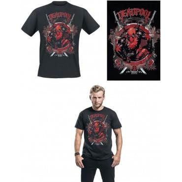 Marvel Comics - Deadpool - Since \'91 - T-shirt MEDIUM