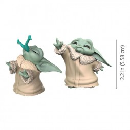 Star Wars - Mandalorian - Bounty Collection Figure 2-Pack - The Child Froggy Snack & Force Moment