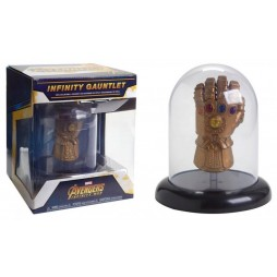 Avengers Infinity War - 1/6 SCALE Prop Replica - Infinity Gauntlet - Guanto dell\'Infinito di Thanos in Vinile EMP Exclu