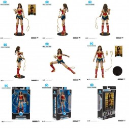 DC Comics - DC Multiverse Action Figure - Wonder Woman 1984 18 cm
