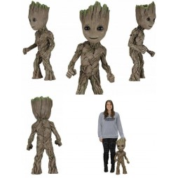 Guardians Of The Galaxy Vol. 2 - 1:1 Lifesize Prop Replica Stunt Puppet - Groot Life Size Fig (Grandezza Reale)