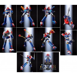 Gx-79 - Super Combattler - Combattler V - Full Action Version
