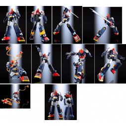 Gx-79 - Voltes V - Vultus 5 - Full Action Version