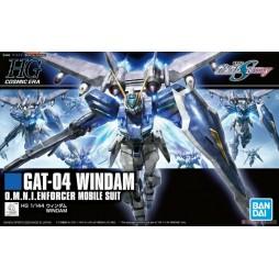HG Cosmic Era 232 - Gundam GAT-04 Windam O.M.N.I.Enforcer Mobile Suit 1/144
