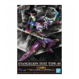 Evangelion - LMHG - - Plastic Kit - EVA UNIT 01 NEW 2020 THEATRICAL VER - 1/400