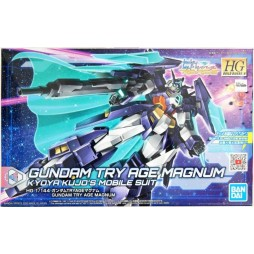 HG BUILD DIVERS 027Re Rise - Gundam Try Age Magnum Kyoya Kujo\'s Mobile Suit 1/144