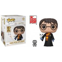 POP! Super Sized 01 Harry Potter Harry With Hedwig Vinyl Figure