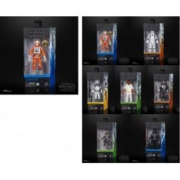 Star Wars - The Black Series - 2020 Wave 3 - 6Inch Action Figure - EP. V E.S.B. Luke Skywalker (Snowspeeder) - Hasbro