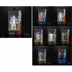 Star Wars - The Black Series - 2020 Wave 3 - 6Inch Action Figure - The Mandalorian Imperial Stormtrooper - Hasbro