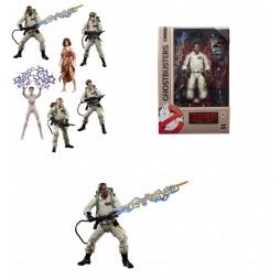 Ghostbusters - Plasma Series - Winston Zeddemore - Action Figure 15 cm