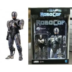 Robocop - 1/18 scale Action Figure - Robocop Previews Exclusive Ver. - 11 cm - Battle Damaged Robocop 1.0