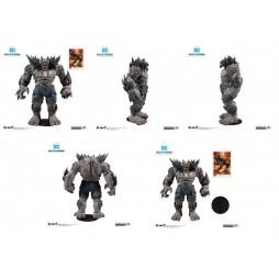 DC Comics - DC Multiverse Action Figure - Dark Nights: Metal - Build A Action Figure - Batman Who Laughs Hawkman # 18