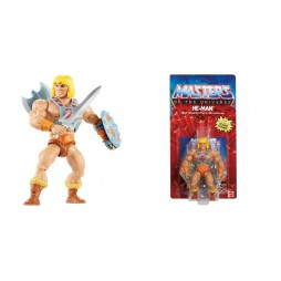 MOTU - Masters Of The Universe - Origins Collection Action Figure - Mattel - He-Man