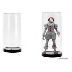 Neca Originals Cilyndrical Display Case For 6 Inch Action Figures - Teca In Plexiglass Cilindrica per Action Figures da