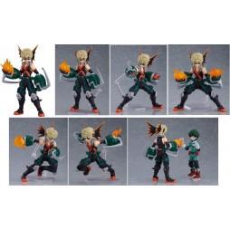 Figma - P.N. 443 - My Hero Academia - Boku No Hero Academia - Katsuki Bakugo Hero Ver. 14 cm Masaki Apsy Action Figure
