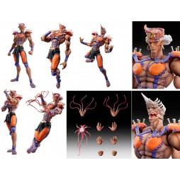 JoJo\'s Bizarre Adventure - Super Action Statue - Medicos - Esidisi