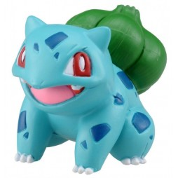 Pokemon Monster Collection - Moncolle - MC.002 - RBVG nr.001 - Bulbasaur - Figure - Takara Tomy