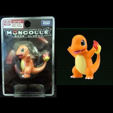 Pokemon Monster Collection - Moncolle - MC.003 - RBVG nr.004 - Charmander - Figure - Takara Tomy