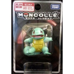 Pokemon Monster Collection - Moncolle - MC.004 - RBVG nr.007 - Squirtle - Figure - Takara Tomy