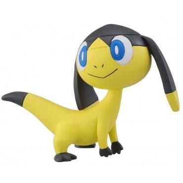 Pokemon Monster Collection - Moncolle - MC.008 - X & Y nr.046 - Helioptile (Erikiteru) - Figure - Takara Tomy