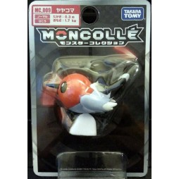 Pokemon Monster Collection - Moncolle - MC.009 - X & Y nr.014 - Fletchling - Figure - Takara Tomy