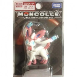 Pokemon Monster Collection - Moncolle - MC.026 - X & Y nr.085 - Silveon - Figure - Takara Tomy