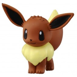 Pokemon Monster Collection - Moncolle - MC.029 - RBVG nr.133 - Eeve - Figure - Takara Tomy