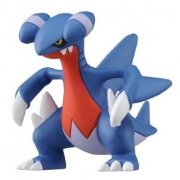 Pokemon Monster Collection - Moncolle - MC.037 - D & P nr.110 - Gabite - Figure - Takara Tomy