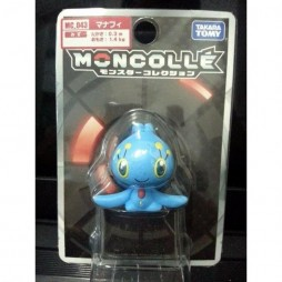 Pokemon Monster Collection - Moncolle - MC.043 - D & P nr.151 - Manaphy - Figure - Takara Tomy