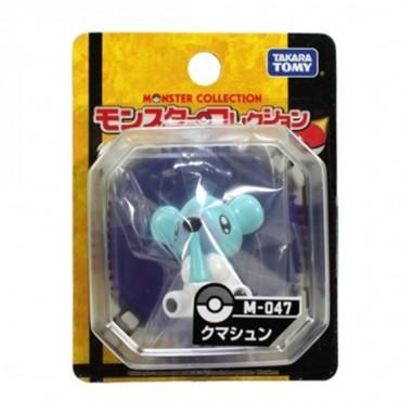 Pokemon Monster Collection - Moncolle Mini Figure - M-047 - Kumasyun Cubchoo - Figure - Takara Tomy