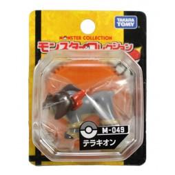 Pokemon Monster Collection - Moncolle Mini Figure - M-049 - Terrakion - Figure - Takara Tomy