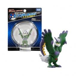 Pokemon Monster Collection - Moncolle Super Size Figure - MSP-01 - Samurott / Daikenki - Figure - Takara Tomy