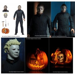 Halloween 2 - The Movie - Ultimate Michael Myers - Action Figure by Neca