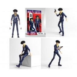 Cowboy Bebop - Spike Spiegel - BST AXN - The Loyal Subjects - Action Figure