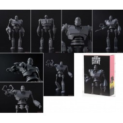 Sentinel - Riobot - The Iron Giant Movie - Action Figure - Die Cast - Iron Giant Battle Mode Vers.