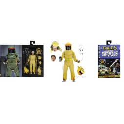Back To The Future Part 1 - Ritorno Al Futuro 1 - Ultimate Marty Tales From Space Outfit Action Figure by Neca