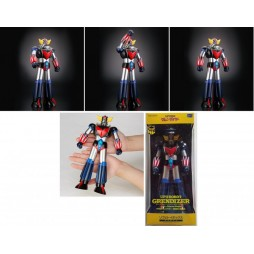 Goldrake - Ufo Robot Grendizer - Kayodo - UCI SOFUBI TOY BOX Hi-LINE HL-006 - Sofubi Vinyl Figure Goldrake - 9 inch Acti