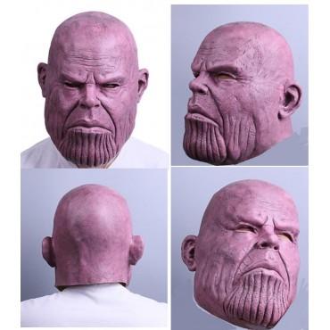 Marvel - Avengers Infinity War/Endgame - Maschera in Lattice - Thanos - Beng Pro