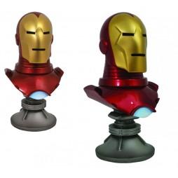 Marvel - Iron Man - Legendary Comics Iron Man 1/2 Bust - Limited Edition NR 0175 of 1000