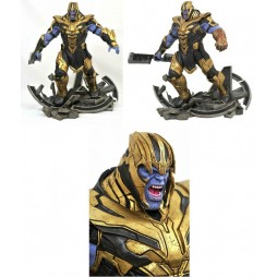 Marvel Comics - Avengers: Endgame - Marvel Milestones Statue - Armored Thanos Statue - Limited Edition NR.781 of 800 pz