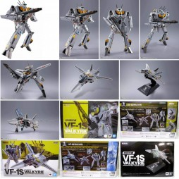BANDAI - Soul Of Chogokin - DX Chogokin - Macross (Chojiku yosai Makurosu) - Robotech - VF-1S Valkyrie - Roy Focker Spec