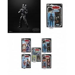 Star Wars - The Black Series - Episode V - Vintage 6 Inch - 40th Anniversary Black Series Action Figure (Kenner) 2020 Wa