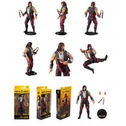Video Games - Mortal Kombat - Action Figure - Liu Kang 18 cm