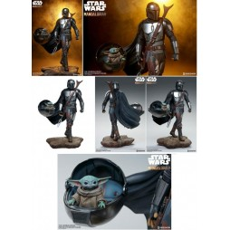 [PREORDER] Star Wars - The Mandalorian - Sideshow Collectibles - Premium Format Figure - The Mandalorian Limited 7500pcs
