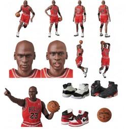 NBA - MAF EX - Miracle Action Figure - Michael Jordan Chicago Bulls 17 cm